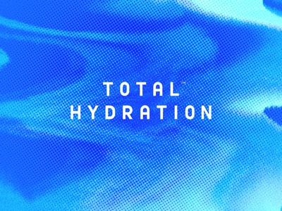 Total Hydration Wordmark