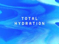 Total Hydration Wordmark