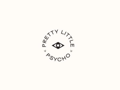 Unused brand mark skincare psycho packaging illustration eye logo eye type brand brand identity minimal branding logo
