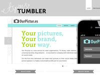 Tipsy & Tumbler Website