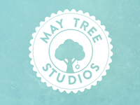 May Tree Studios logo concept