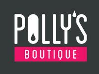 Pollys Boutique Logo