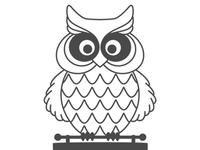 Owl Logo Concept 2