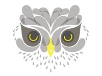 Owl Logo Concept 4