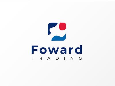 Foward Trading logo maker logo designer logo design logodesign logo icons icon flat design branding