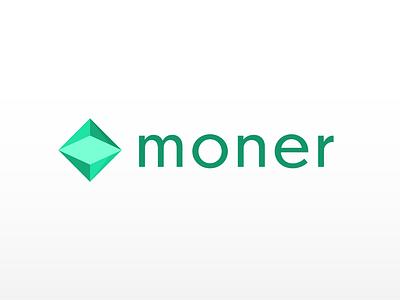 moner virtual coin coin cryptocurrency crypto ui vector illustration logodesign flat logo icons icon design branding
