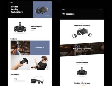 Prodone - Product Presentation Figma Template vr virtual ux ui template store product presentation modern minimal figma ecommerce digital design creative