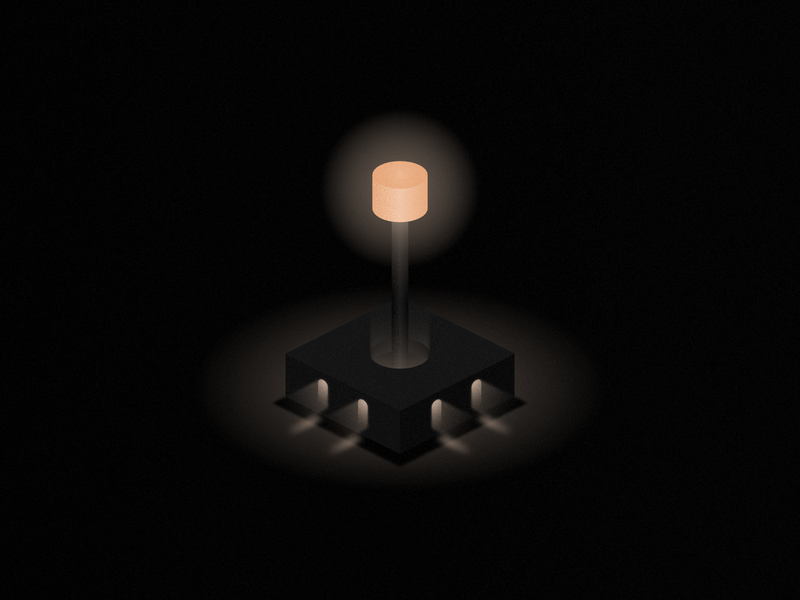 Light design isometric