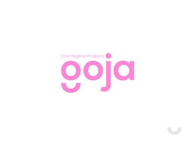 Goja Logo Design design branding flat minimal vector logo