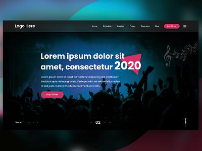 Banner Design uxdesign uidesign webdesign website banner