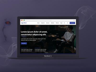 Home page ux branding website design webdesign website uxdesign uidesign tranding