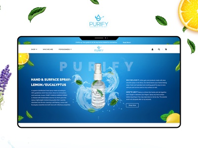 E-commerce Home Page Design ecommerce illustration dribble design branding website design webdesign website uxdesign uidesign tranding