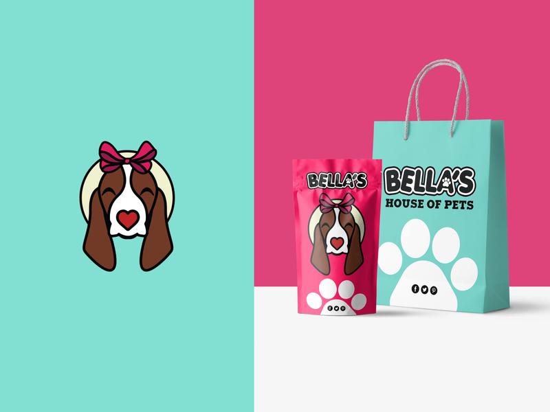 Bella's - Logo & Packaging Design