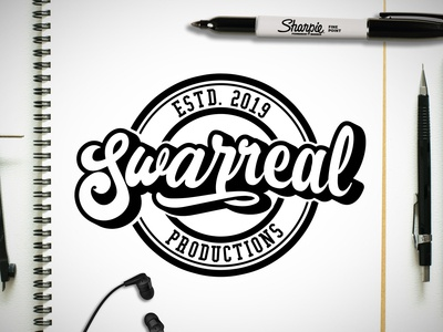 Swarreal Productions Logo