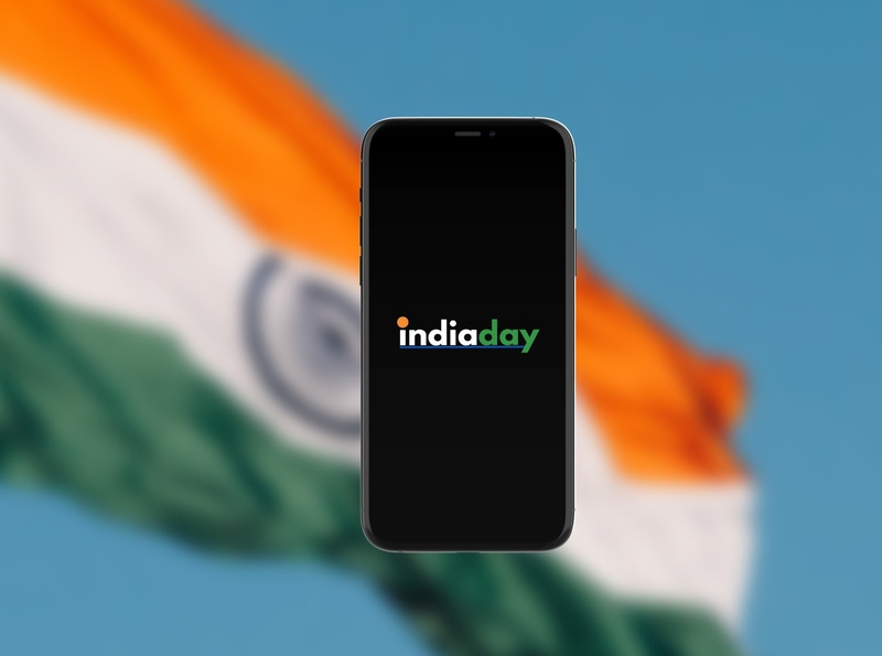 LOGO Design - India Day branding design branding logotype india logo design logodesign logo