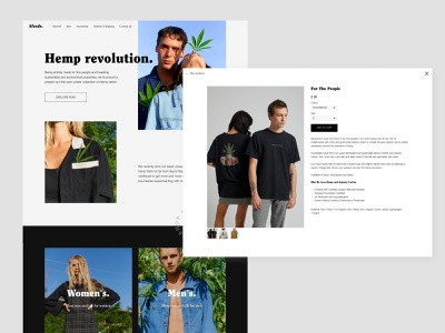 Afends Online Shop | Tilda development inspiration art branding webdesign web ux ui tilda minimal design