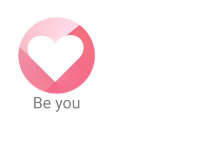 To fall in love with yourself is the first secret to happiness. woman selflove you love minimal design dailyui