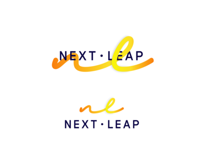 Logo for event marketing agency line curve branding
