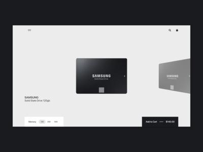 SSD Shop Concept 2