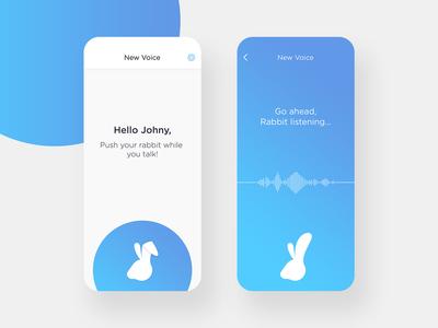 RabbitVoice App