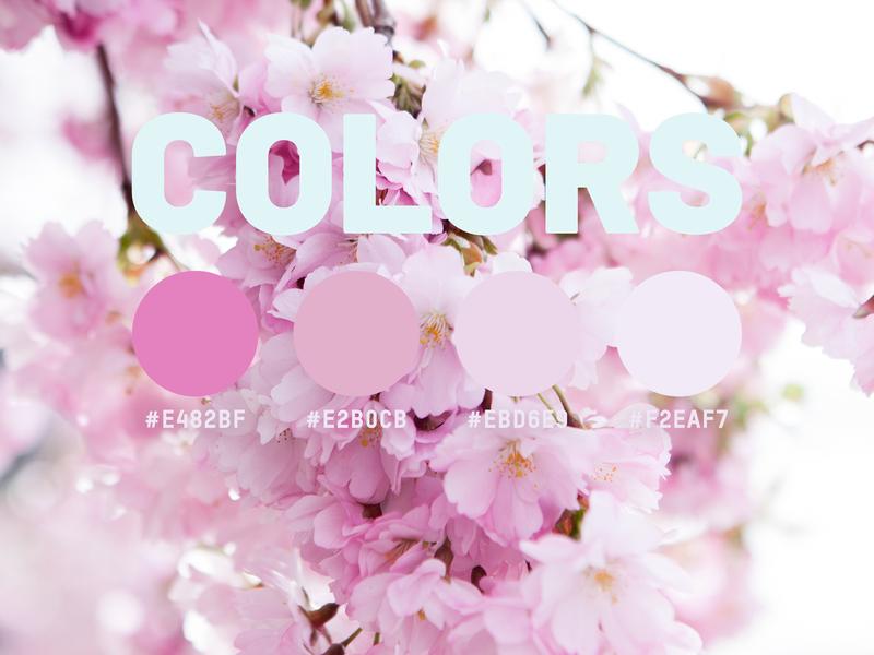 Nature Colors colors
