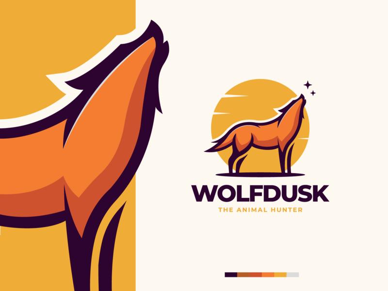 WOLF DUSK