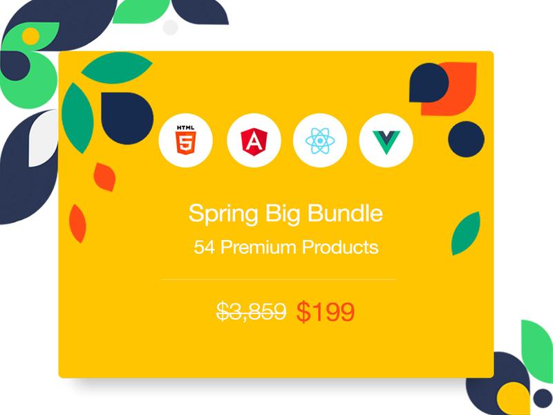 Spring Big Bundle 🎁