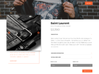 Screencapture demos creative tim now ui kit pro examples product page html 1505395394780