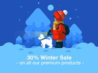 Winter Sale 🎁