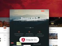 Paper Kit 2 PRO Angular