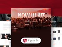 Now UI Kit PRO Angular ❤️
