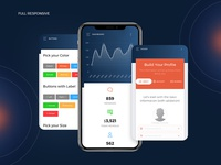 Now UI Dashboard PRO