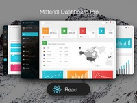 Material Dashboard Pro React 🤖