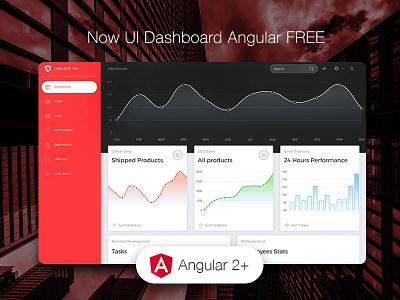 Now UI Dashboard Angular admin dashboard angular dashboard angular template bootstrap angular bootstrap dashboard responsive dashboard
