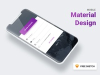 Mobile Material Design