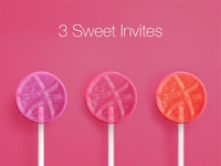 Sweet Dribble Invites 🍭
