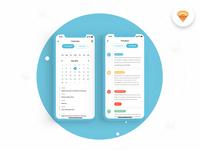 Paper UI Mobile Kit