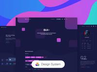 BLK • Design System