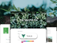 Vue Material Kit PRO