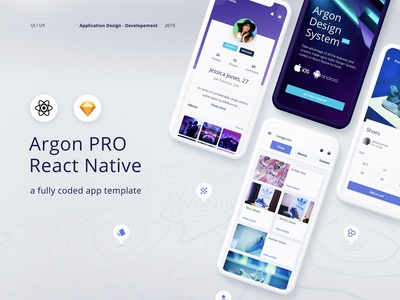 Argon PRO React Native