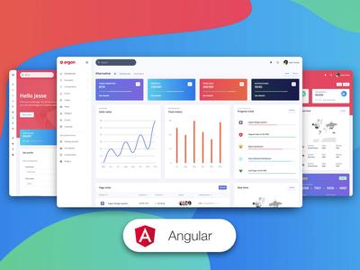 Argon Dashboard PRO Angular