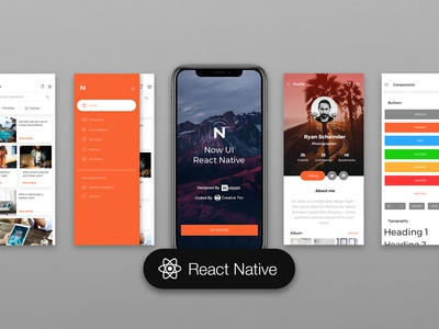 Now UI React Native