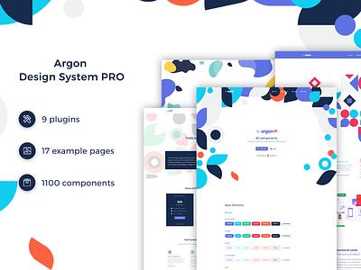 Argon Design System PRO html design system pattern design header card error page landing page web development button ui kit pattern patterns illustration gradient web design responsive bootstrap 4