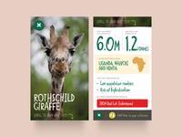 Chester Zoo App – Animals