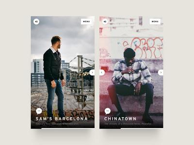 Wrangler Europe FW16 – Wild City journal photo story influencer denim jeans wrangler