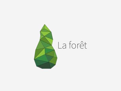 Logo Per Day #3 typography logo illustration flat icon design
