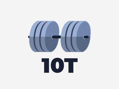 Logo Per Day #5 typography logo illustration icon flat design
