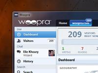 Woopra Desktop App For Windows
