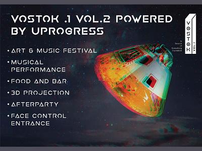Vostok 3 illustration