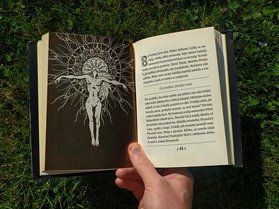 Book: Hero of 21. century (ilustrations, design) illustration book design book